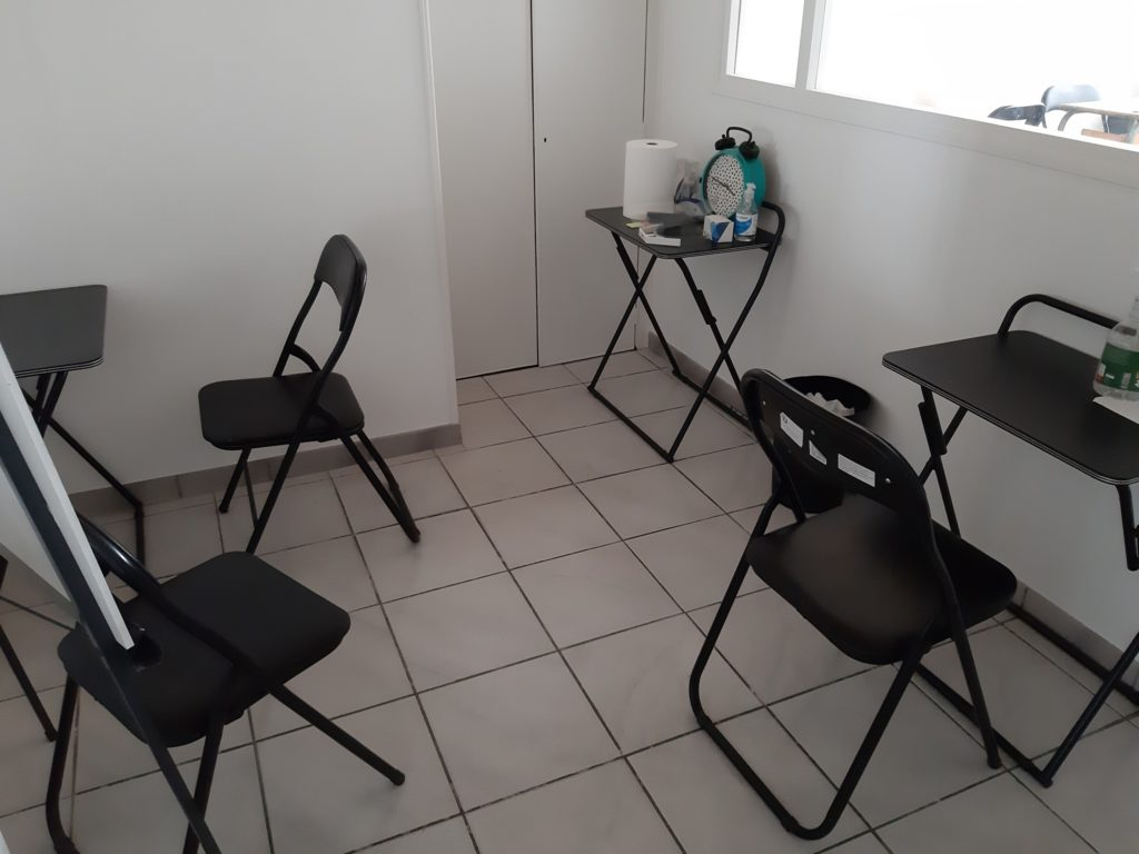 salle3 de cours- l'ecole de la Reussite