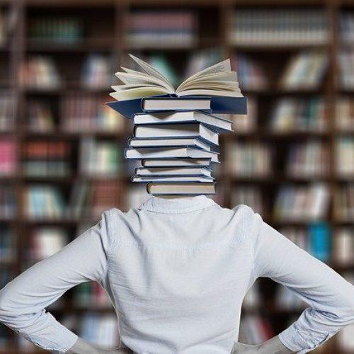pile de livres- l'ecole de la Reussite